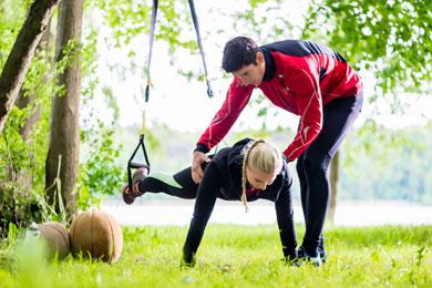 Mit einem Fitness Coaching effizienter ans Ziel!